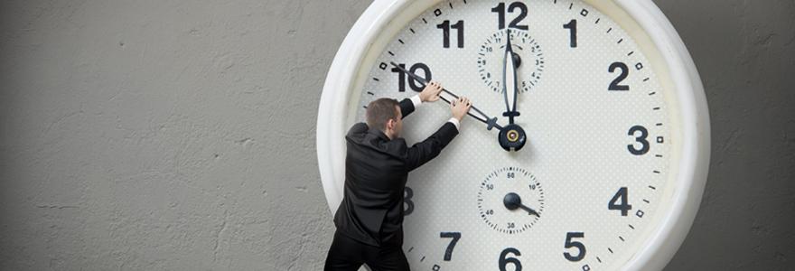 La signification des heures inversées